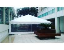 aluguel de cobertura para eventos em Aricanduva