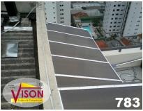 empresas de coberturas metálicas em Caieiras