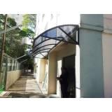 instalação de toldo de lona de enrolar na Cidade Ademar