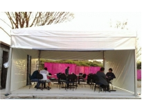 locação de coberturas para eventos corporativos no Campo Grande