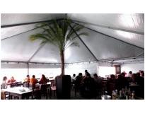 locação de coberturas para festas e eventos serviços no Centro