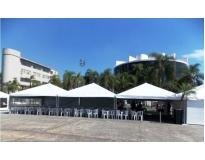 onde encontrar locação de coberturas e tendas no Jardim Silveira