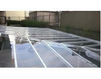 quanto custa instalação de cobertura em policarbonato no Parque São Jorge