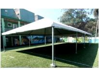 quanto custa locação de coberturas e tendas na Torres Tibagy