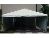 quanto custa tenda piramidal para comprar Jardim Tupanci