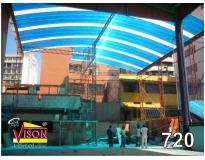 serviços de empresa de cobertura de garagem em Interlagos