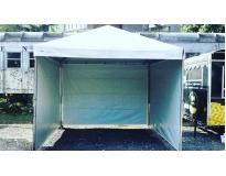 tenda piramidal cristal serviços Jardim Tupanci