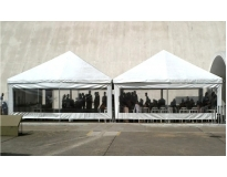 tenda piramidal fechada serviços na Vila Mariana