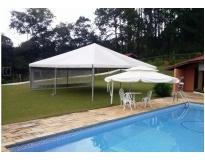tenda piramidal para alugar serviços em São Mateus