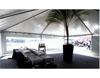 tendas e coberturas para eventos serviços no Aeroporto