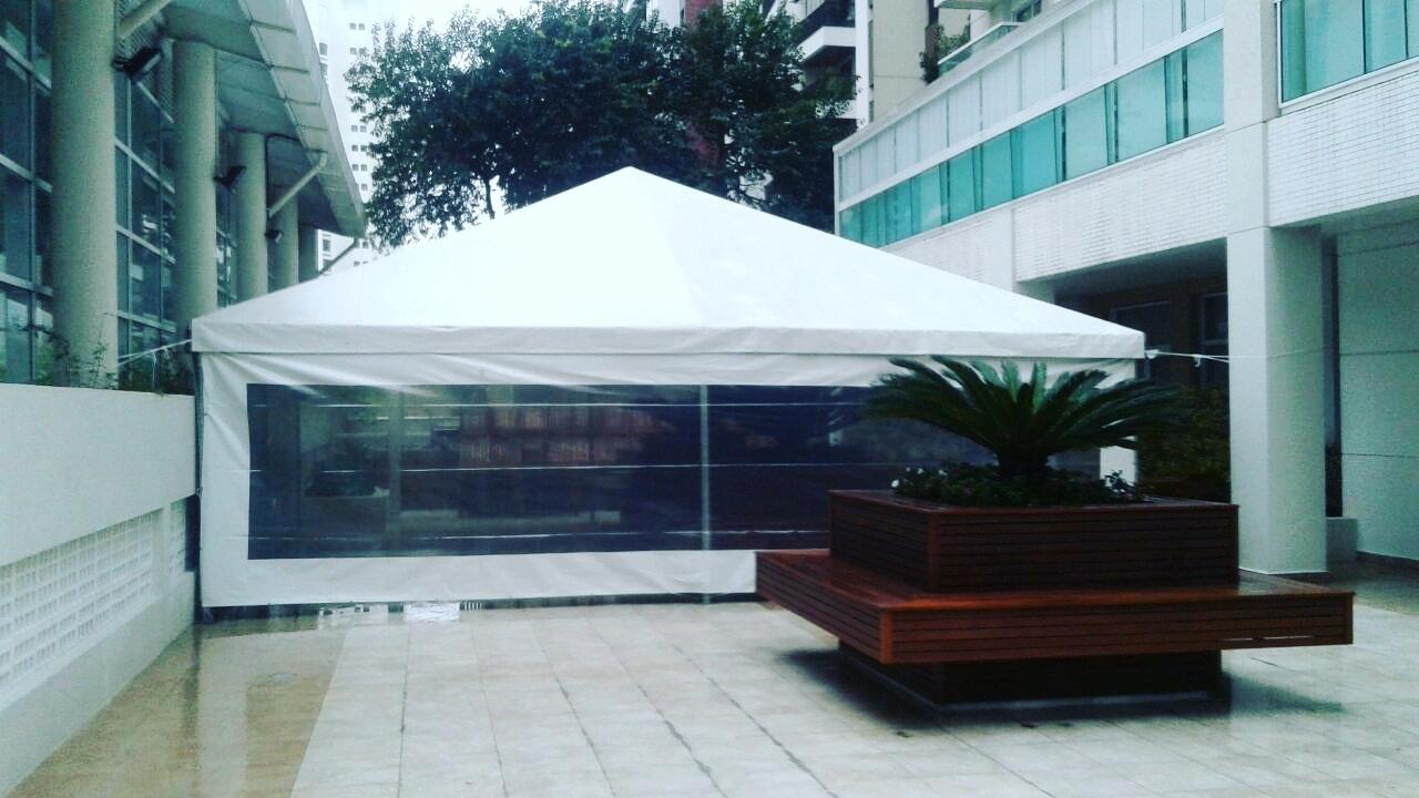 Aluguel de Cobertura para Eventos na Anália Franco - Empresas de Coberturas em Sp