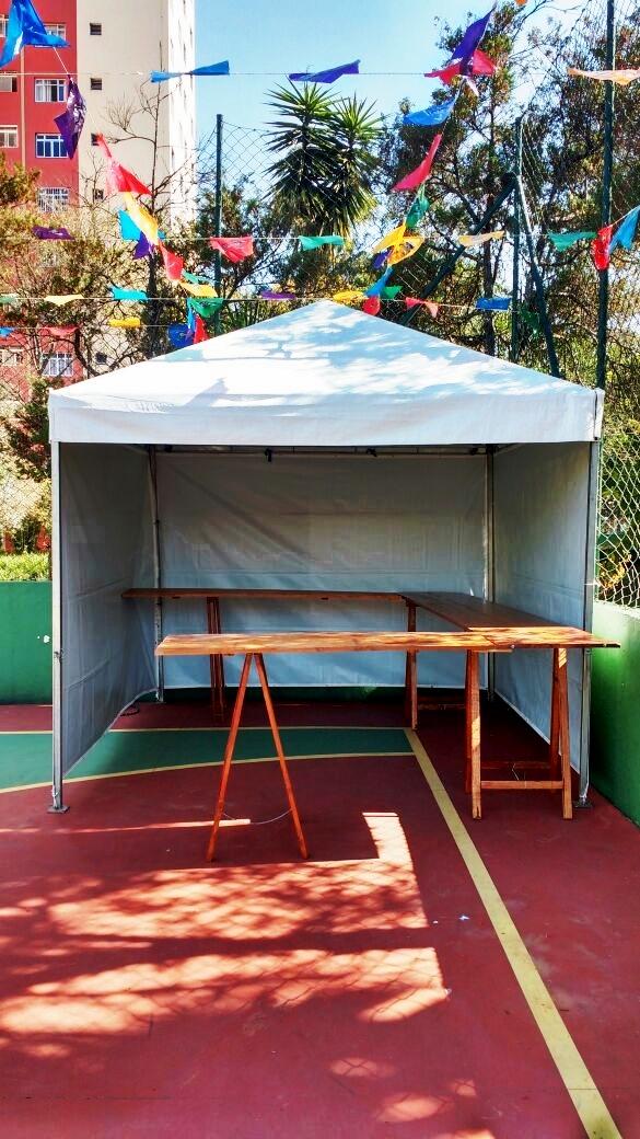 Aluguel de Coberturas de Lona na Aldeia de Barueri - Locação de Cobertura para Casamentos