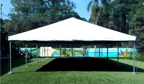 Aluguel de Tenda Piramidal Serviços na São Roque - Locação de Tenda Piramidal