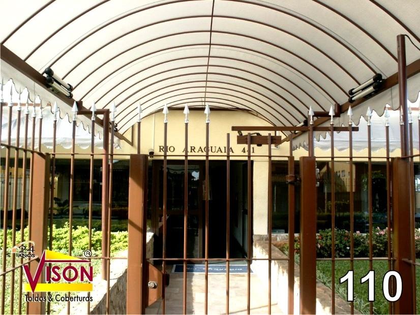 Empresas de Toldos e Coberturas em Raposo Tavares - Toldo Fixo em Lona