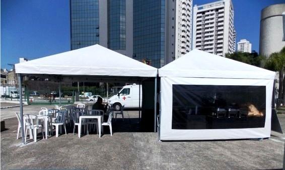 Locação de Cobertura e Tendas no Jardim Guarapiranga - Locação de Coberturas em Sp