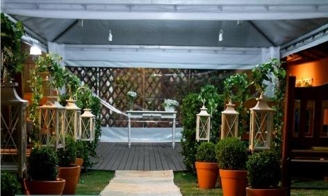 Locação de Coberturas para Casamentos na Vila Augusta - Locação de Coberturas e Tendas