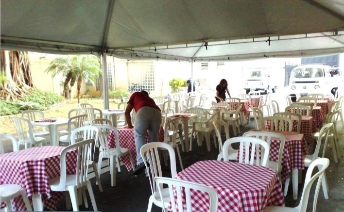 Locação de Coberturas para Festas no Carandiru - Locação de Coberturas em Sp