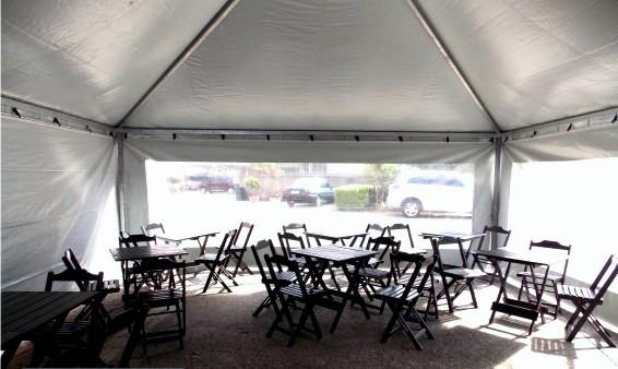 Onde Encontrar Tendas e Coberturas para Eventos no Parque dos Carmargos - Aluguel de Coberturas para Festas