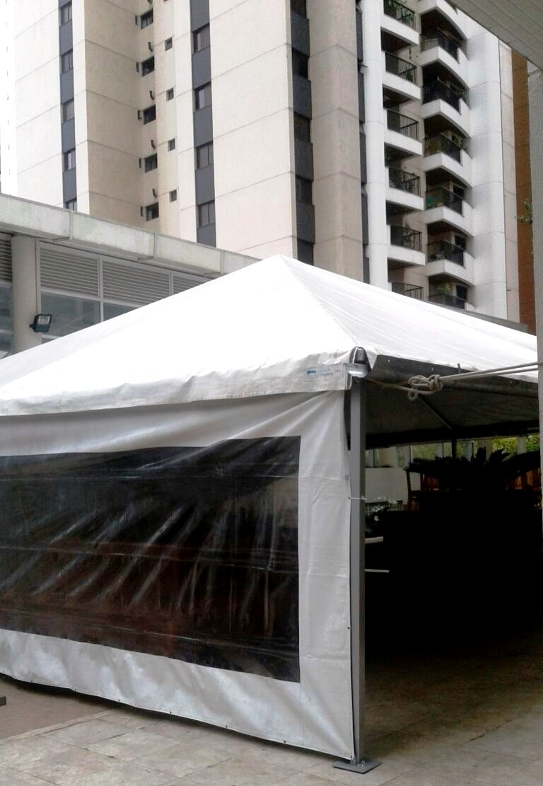 Onde Encontrar Tendas Piramidais com Calha no Socorro - Tenda Piramidal em São Paulo