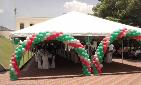 Quanto Custa Locação de Coberturas Decorativas em Jaçanã - Aluguel de Coberturas para Festas