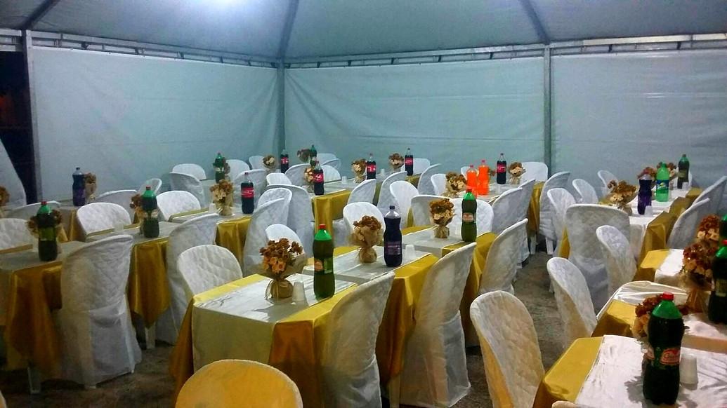 Tenda Piramidal para Alugar no M'Boi Mirim - Tenda Piramidal para Comprar