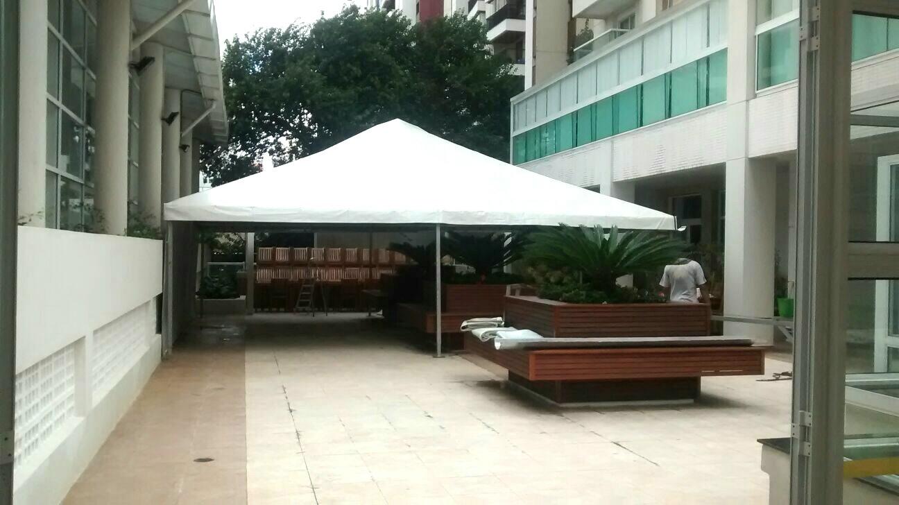 Tenda Piramidal para Venda em Cachoeirinha - Tenda Pirâmide