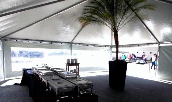 Tendas e Coberturas para Eventos Serviços na Ponte Rasa - Locação de Coberturas