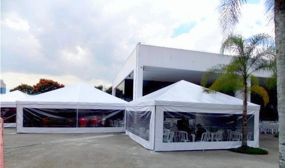 Tendas e Coberturas para Eventos na Cumbica - Locação de Coberturas em Sp