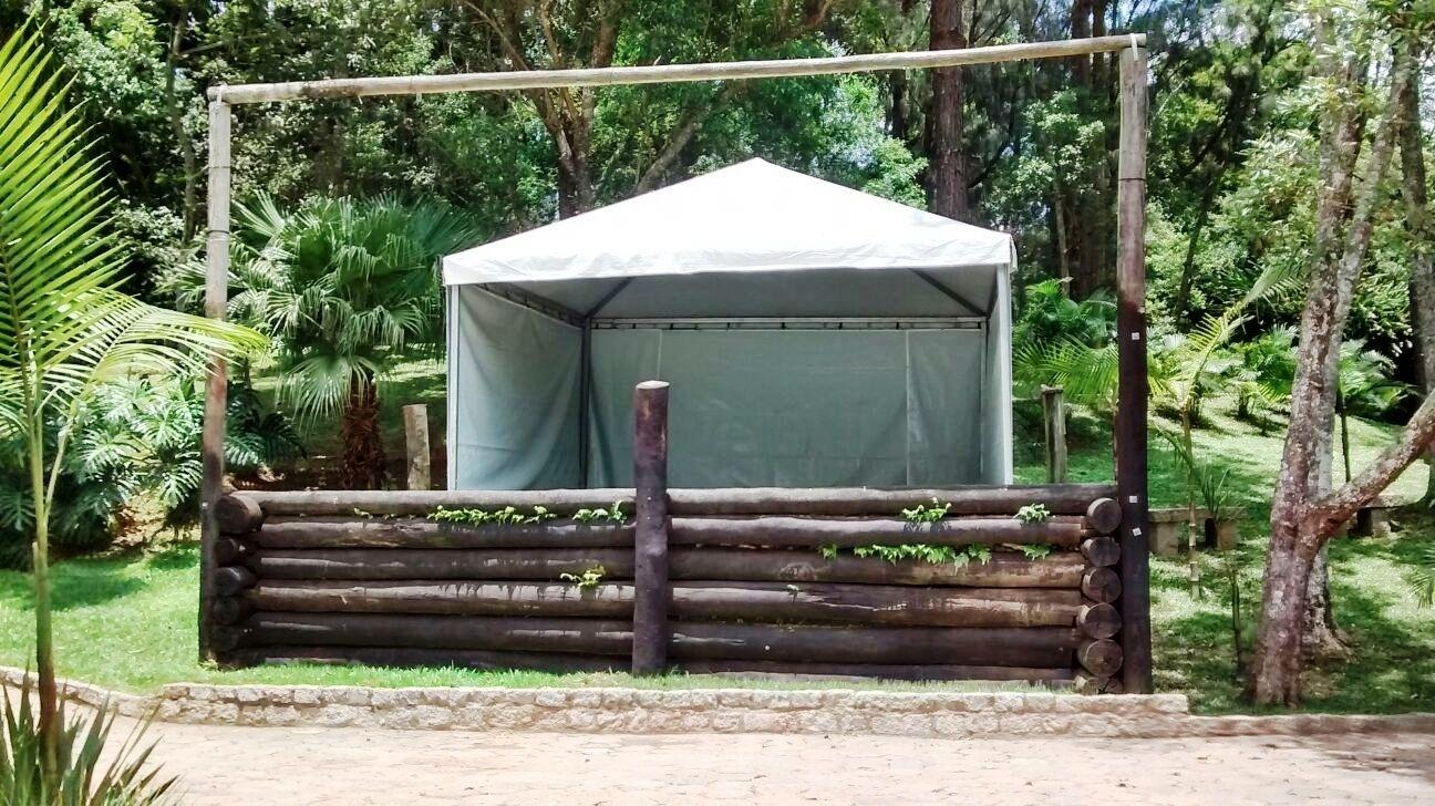 Tendas Piramidais Serviços na Vila Augusta - Tenda Pirâmide
