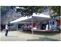 aluguel de tendas e coberturas no Engenho novo