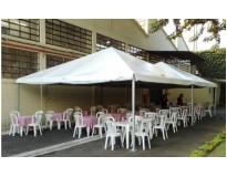 aluguel de tendas em são paulo no Campo Belo