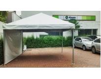 aluguel de tendas para festas serviços na Vila Mazzei