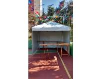 aluguel de tendas para festas no Jardim Belval