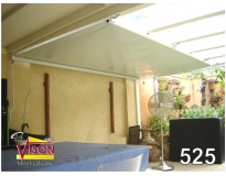 cortina rolô tela solar no Parque Alexandre