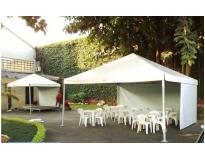empresa de aluguel de tendas serviços em São Bernardo do Campo