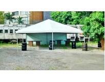 onde encontrar alugar tenda Parque São Domingos