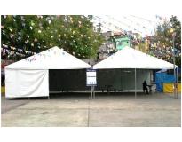 onde encontrar aluguel de tenda para eventos no Centro