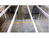 onde encontrar cobertura de policarbonato em sp no Centro
