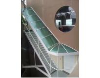 onde encontrar toldos e coberturas para escadas na Chora Menino