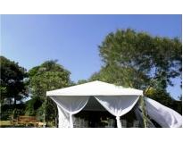 quanto custa locação de tendas para casamento na Mirante da Mata