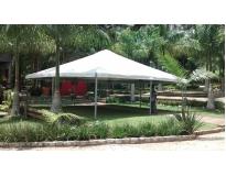 quanto custa serviço de aluguel de tendas em São Domingos