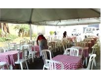 quanto custa tendas para eventos em São Miguel