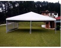 quanto custa tendas para locação na Atalaia