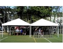 quanto custa tendas para vender no Jockey Club
