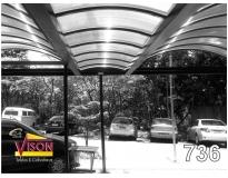 quanto custa toldos e coberturas para garagem na Macedo