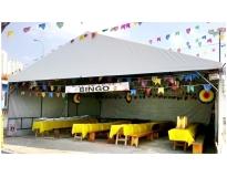 serviço de aluguel de tendas no Campo Limpo