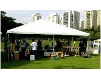tenda para locação em Brasilândia