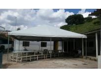 tenda piramidal para comprar serviços em Itapevi