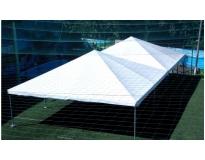 tenda pirâmide serviços na Cupecê
