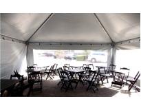 tendas para eventos serviços na Vila Augusta